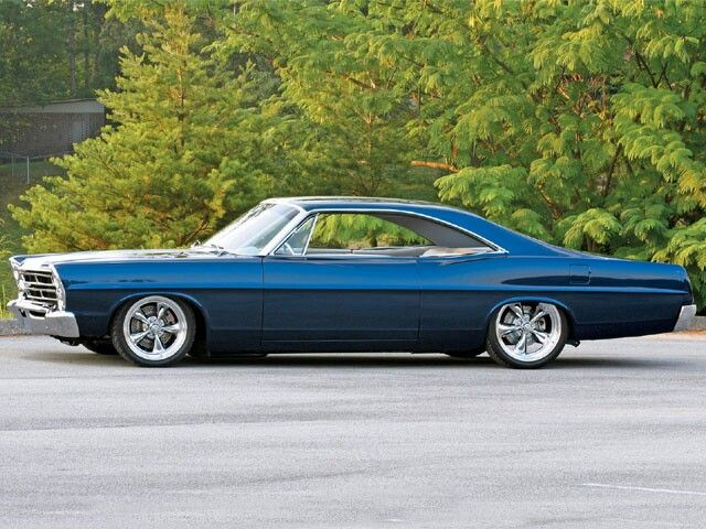 Awesome Ford Galaxy Coupe