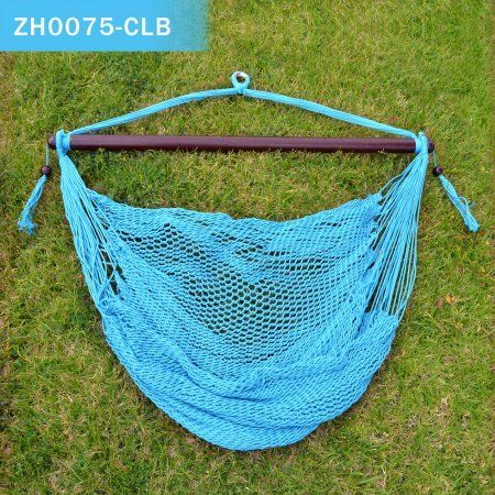 strong camel hanging caribbean polyester hammock chair 48 inch  light blue  strong camel hanging caribbean polyester hammock chair 48 inch      rh   pinterest