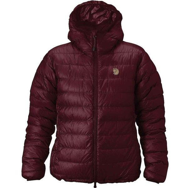 26a3feb8956c Fjallraven Women s Pak Down Jacket (535 CAD) ❤ liked on Polyvore featuring  outerwear