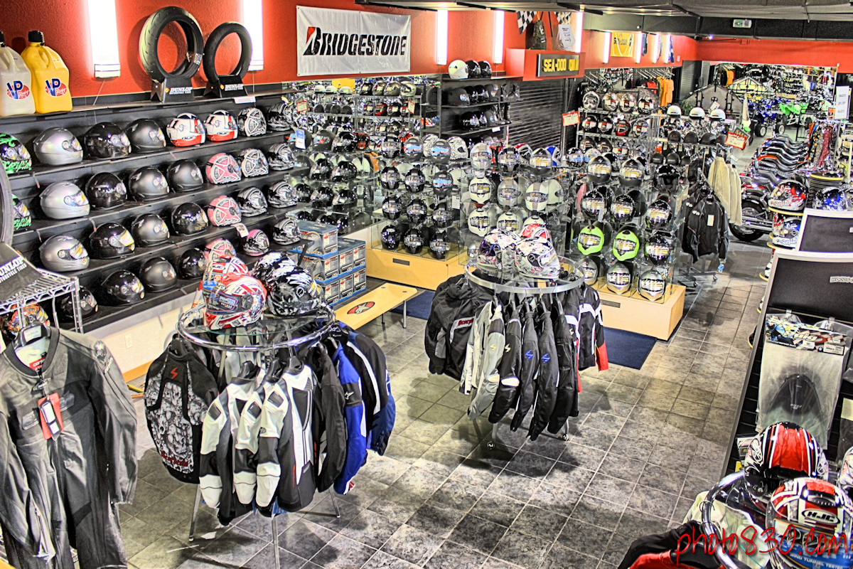 Woods Cycle Country - Apparel display #WoodsCycleCountry