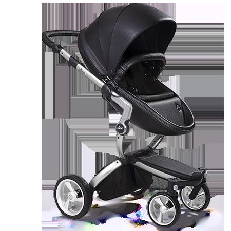 Mima Xari Stroller Silver Frame Baby strollers, Usa