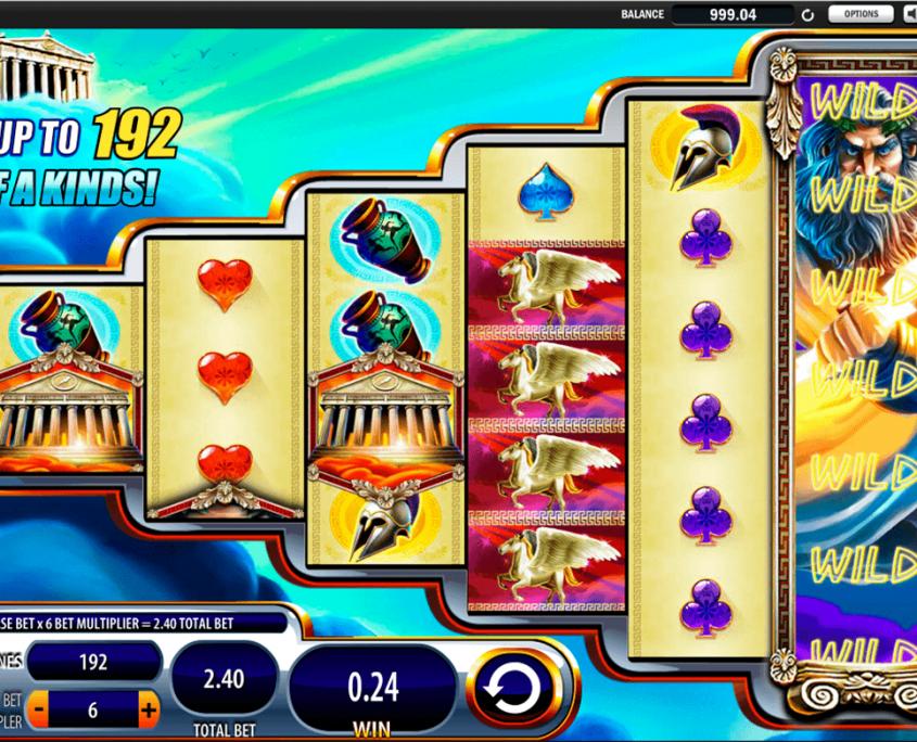 Spiele slot machine kostenlos zeus