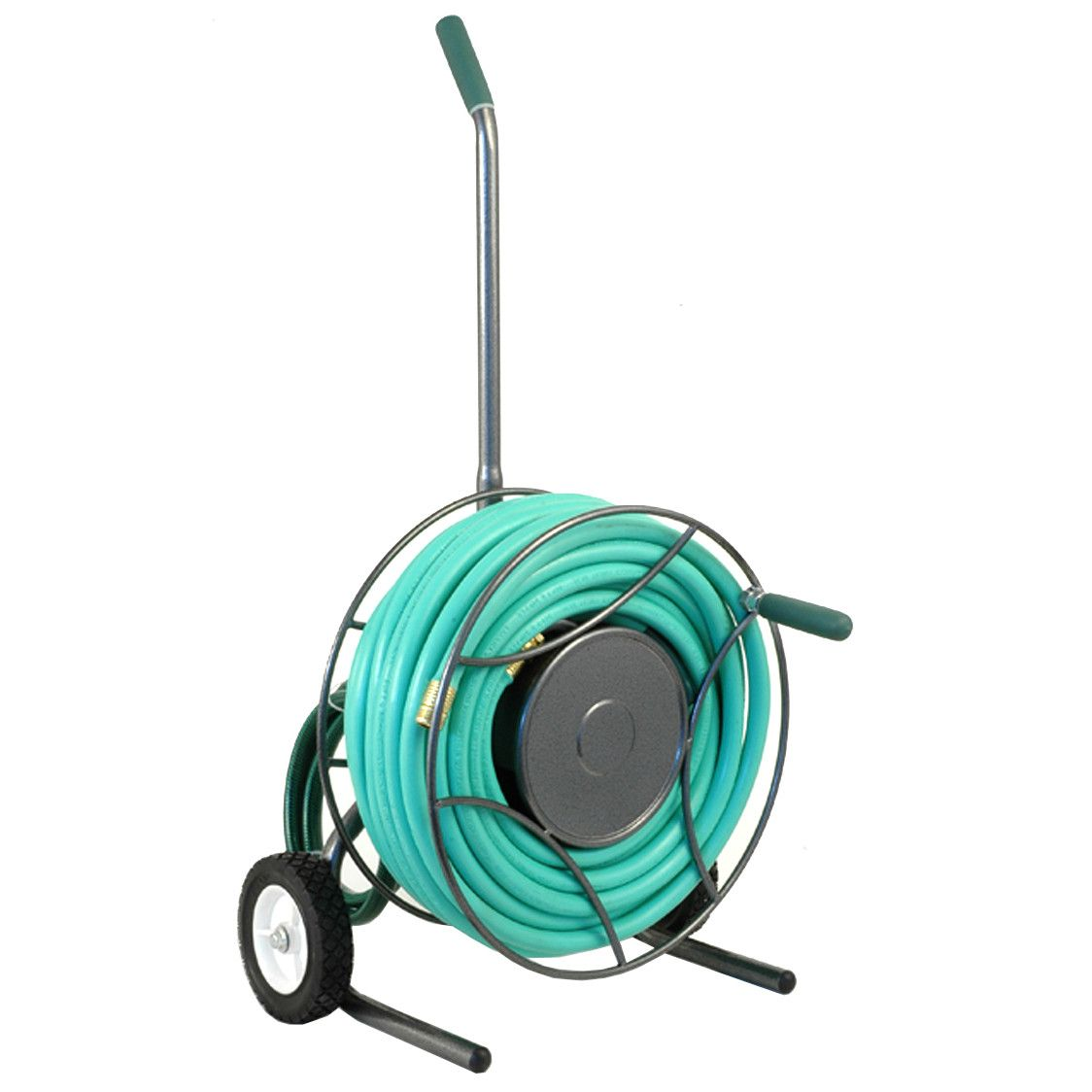 lewis lifetime tools rugged compact hose reel garden pinterest