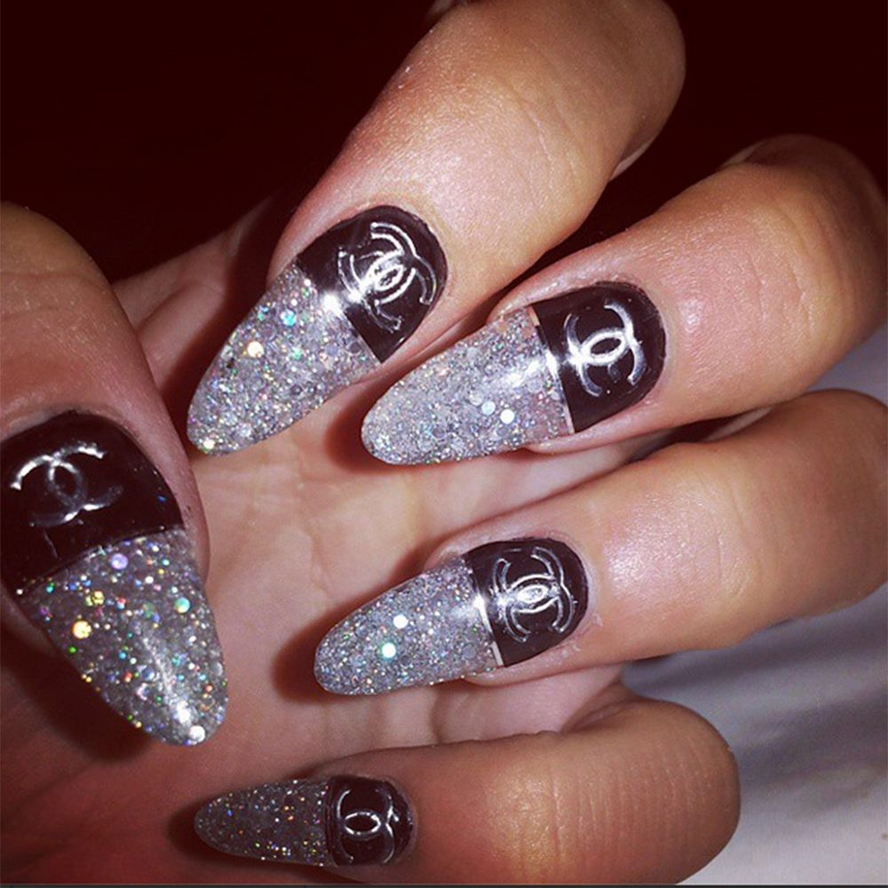 103 celebrity nail art designs to give you ALL the inspo ...