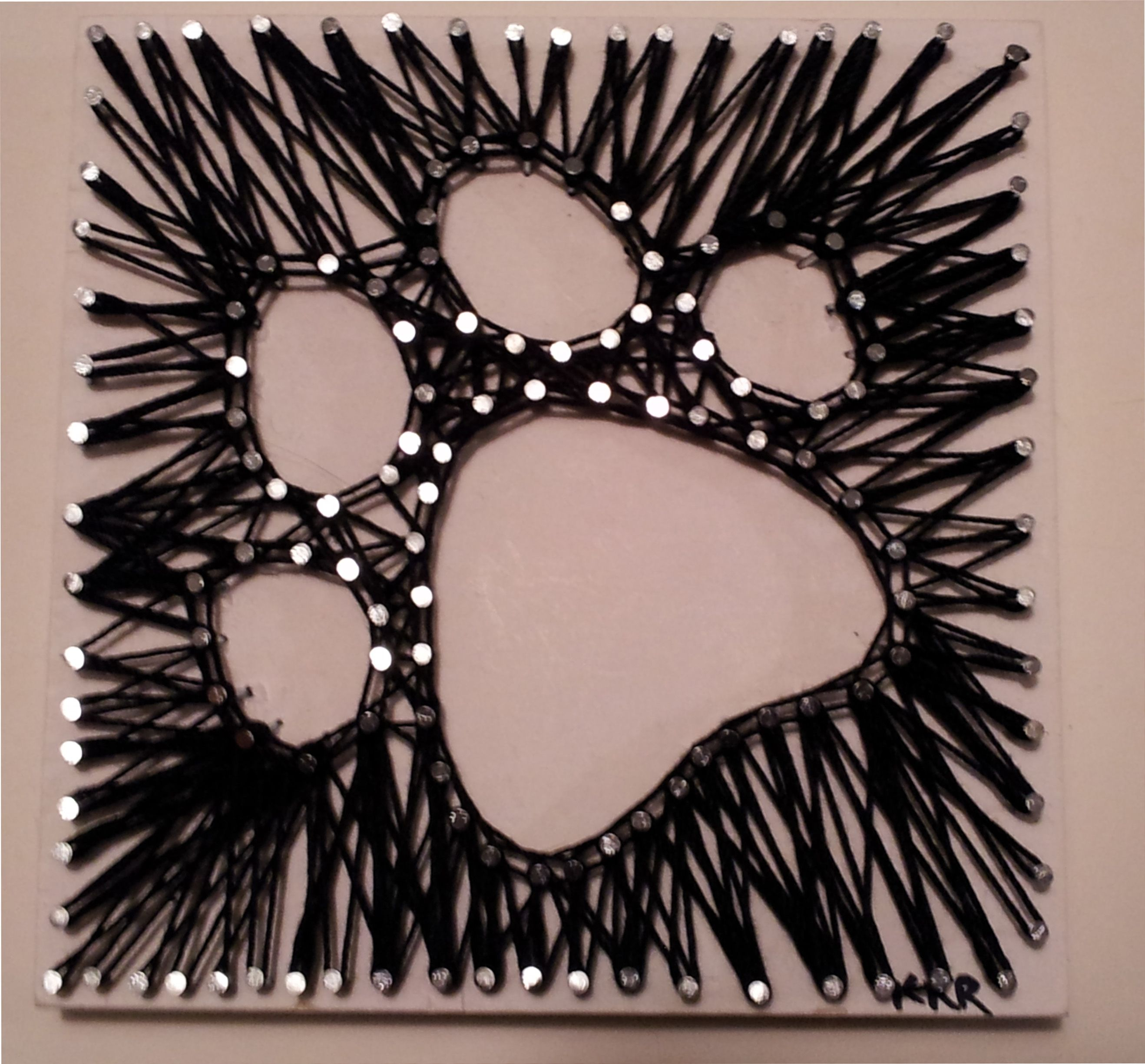 String Art Patterns To Print Images