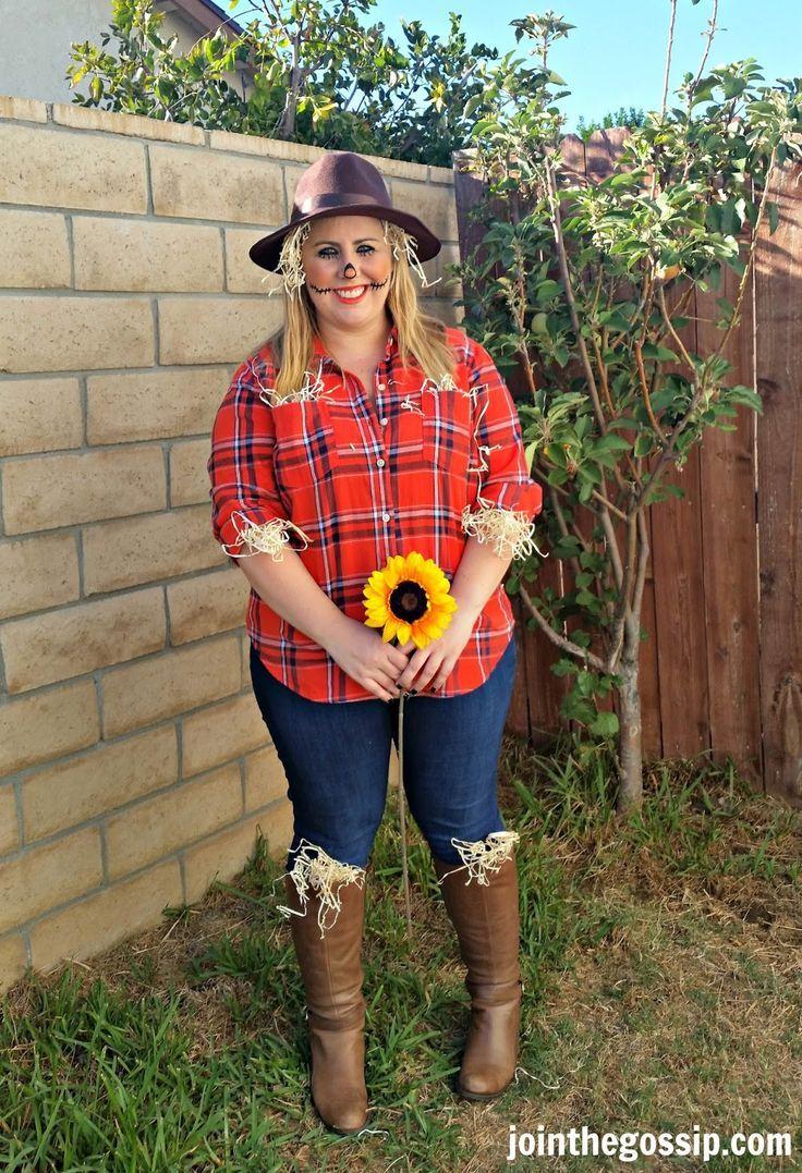 scarecrow Halloween costume Holloween Halloween