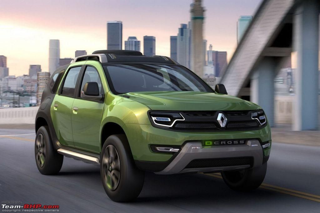 Renault Duster Official Review Team Bhp Renault Duster Renault Suv
