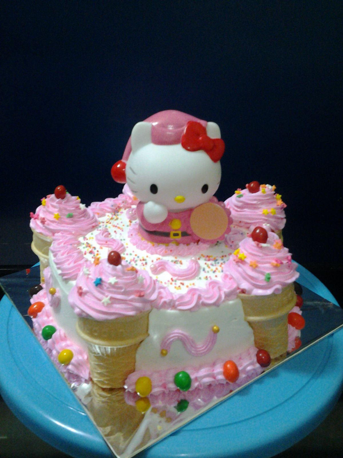 30 Cute Hello Kitty Cake Ideas and Designs   Echomon.co.uk ...