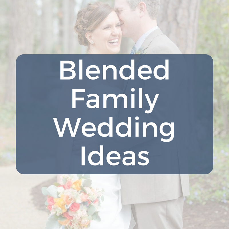 Second Marriage Blended Wedding Second Wedding Stepfamily Marriage After Divorce Marriage Wedding With Kids Blended Wedding Blended Family Wedding