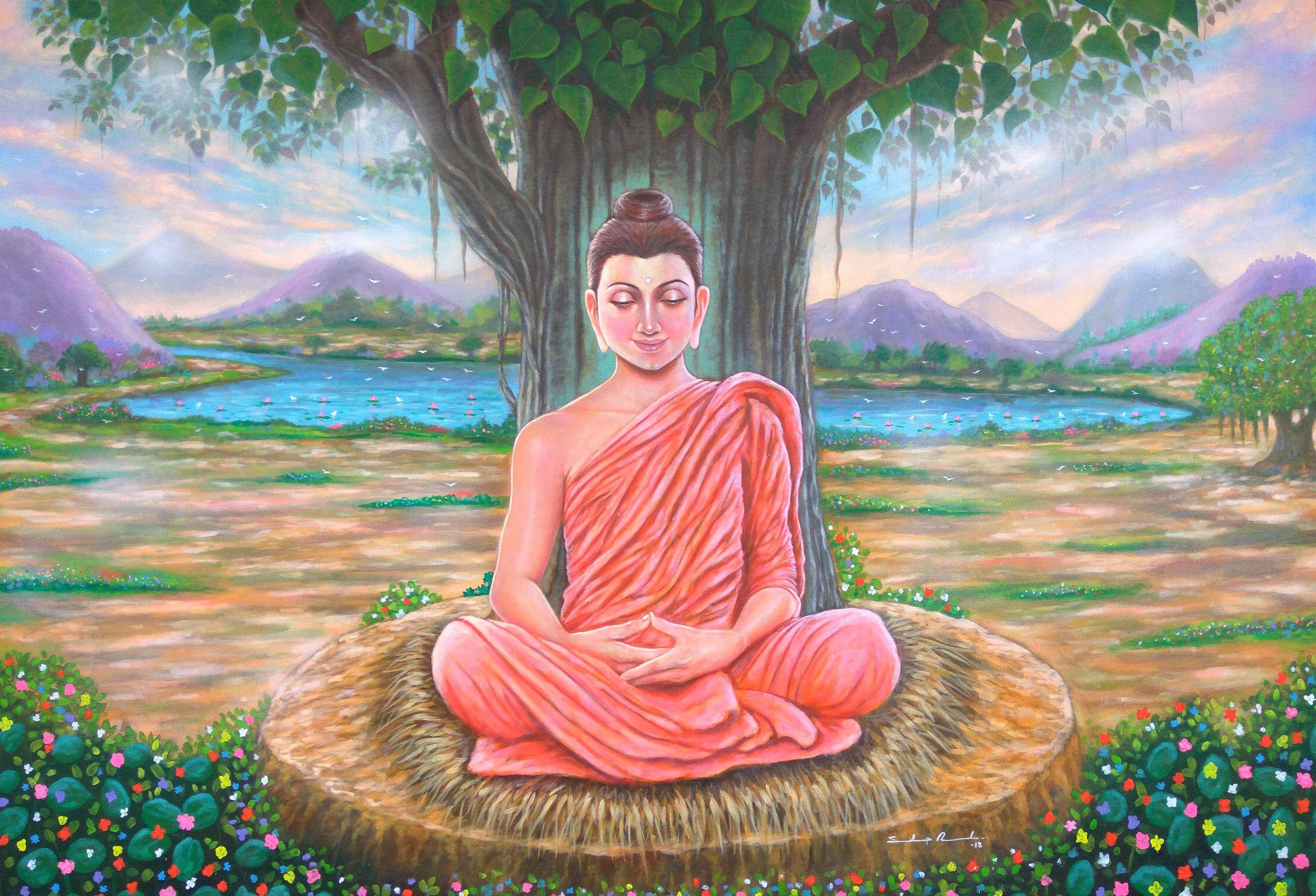 lord buddha education foundation - HD4468×3042