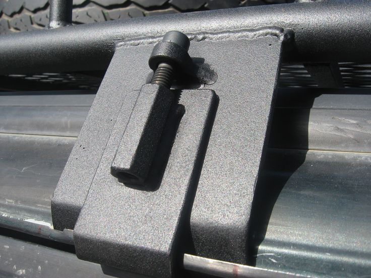 Roof Rack Gutter Mounting System Roof Rack Jeep Xj Mods Truck