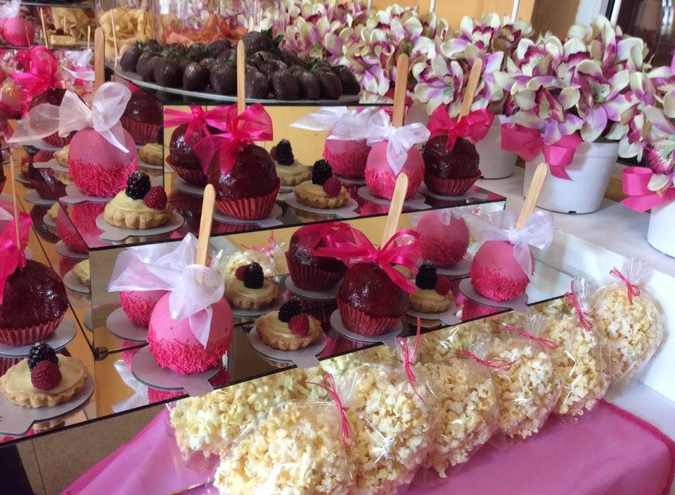 Mesa de dulces para bautizo ni a bautizos pinterest for Mesa dulce para bautismo