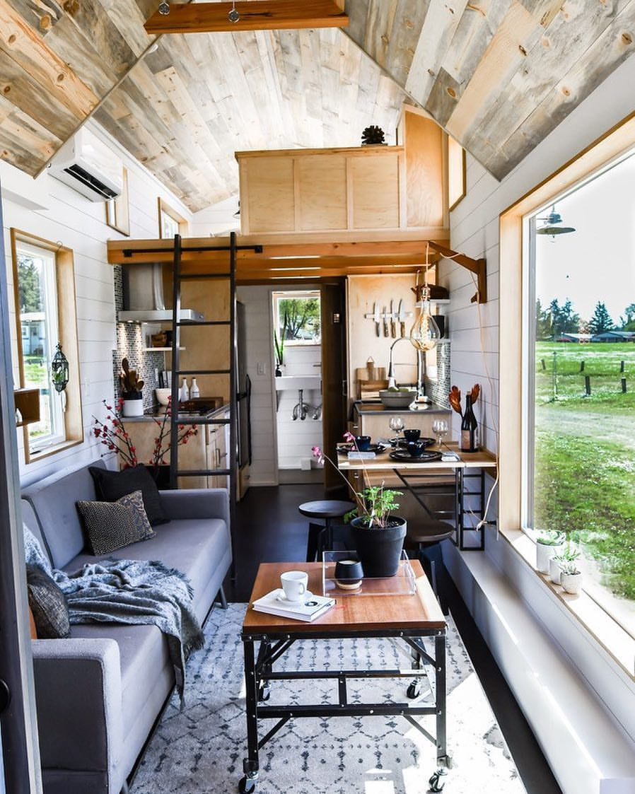 Could You Imagine Living Here Tinyhouse Photo Home