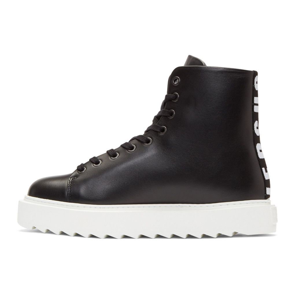 Versus Platform High-Top Sneakers Cheap Sale Visit New Clearance Authentic Outlet In China Cheap Sale Clearance Store EJB8DLqK