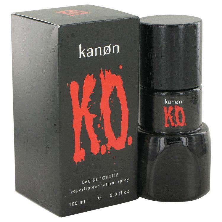 Kanon Ko Cologne By Kanon EDT Spray 3.3 Oz (100 Ml) For Men