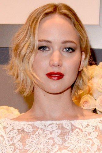 Cortes de cabelo 2015 - Jennifer Lawrence