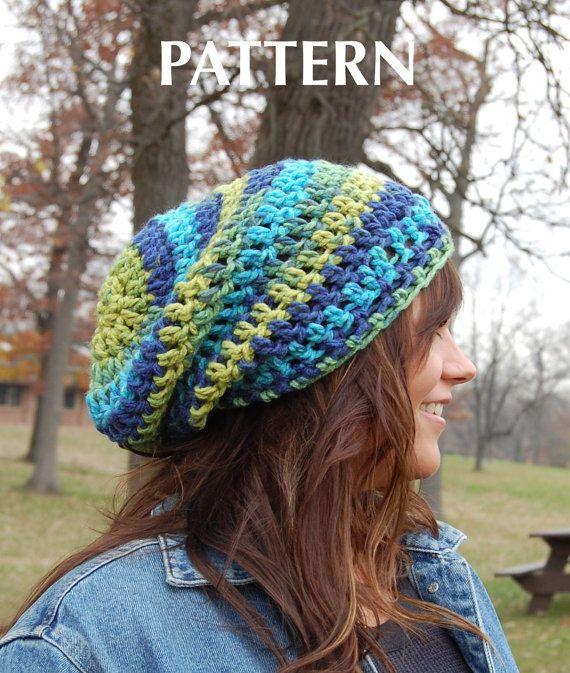 4435d576fcb Another favorite  Super Easy Crochet Hat PATTERN