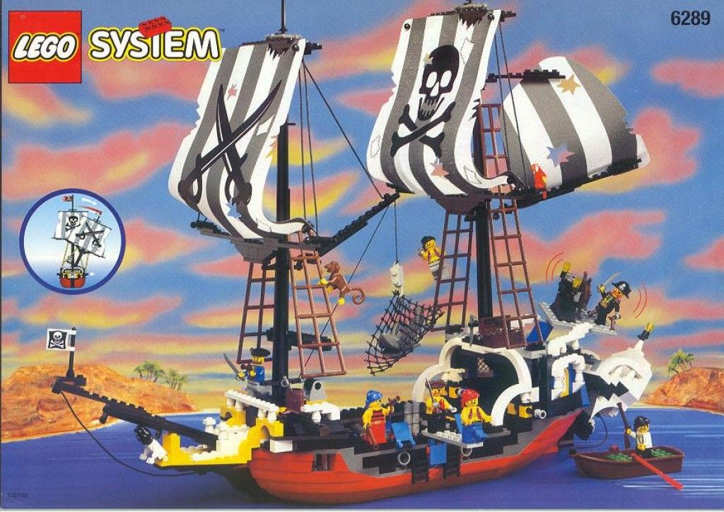 The Complete Lego Pirate Ship Collectors Guide Lego Pirate Ship