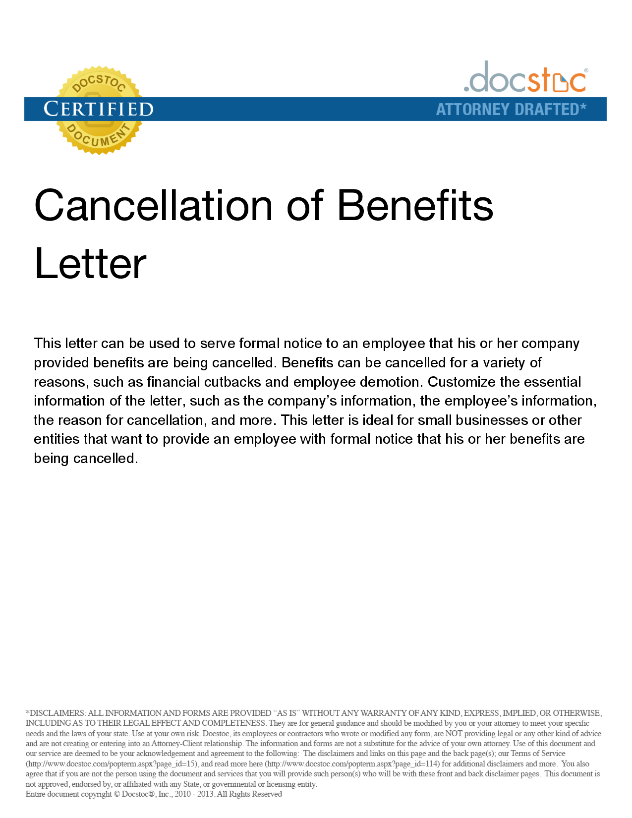 Official Cancellation Letter Format Cernan Certified Apollo Page