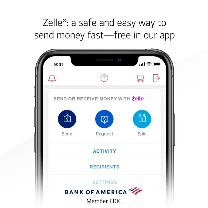 How To Receive Money With Zelle Us Bank