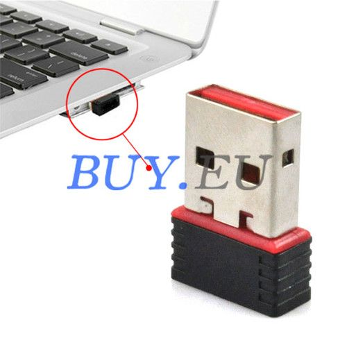 Mini 150M USB WiFi Wireless N LAN Network Adapter 802 11n G B - 4.4$