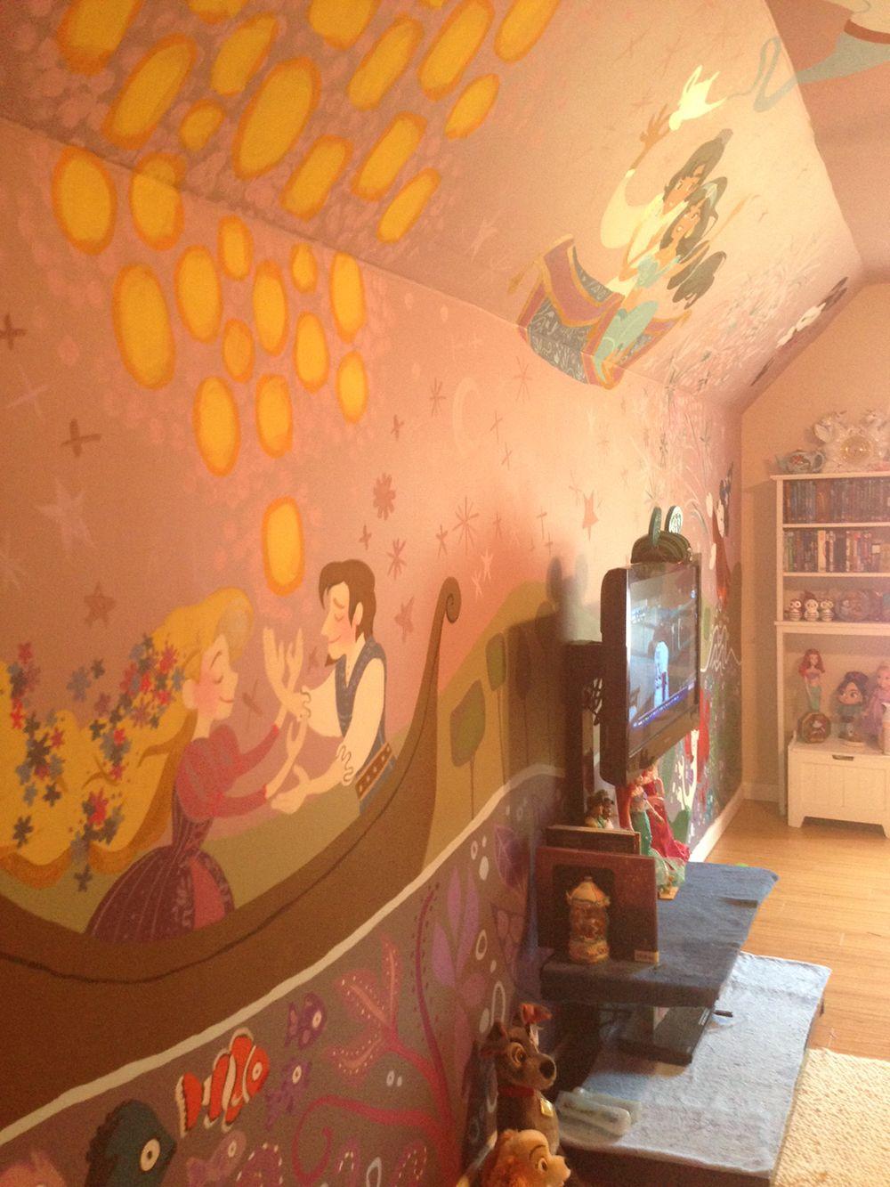 Chambre Disney Dream Pinterest