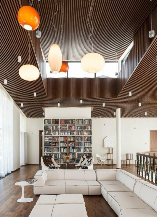 Wohnräume Gemütlich Einrichten Wohnzimmer Möbel Gepolstert Weiß Weich  Sessel Fellüberwürfe ❤️Stil Fabrik❤️
