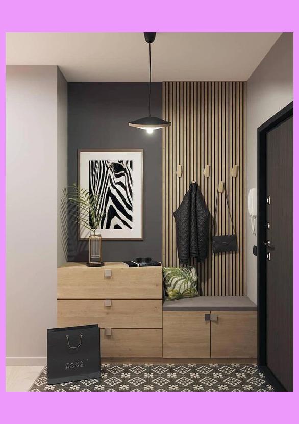 32 Awesome Entryway Decor Ideas That Make Your House Impressive Hcylife Blog Home Entrance Decor Entryway Decor Small House Interior