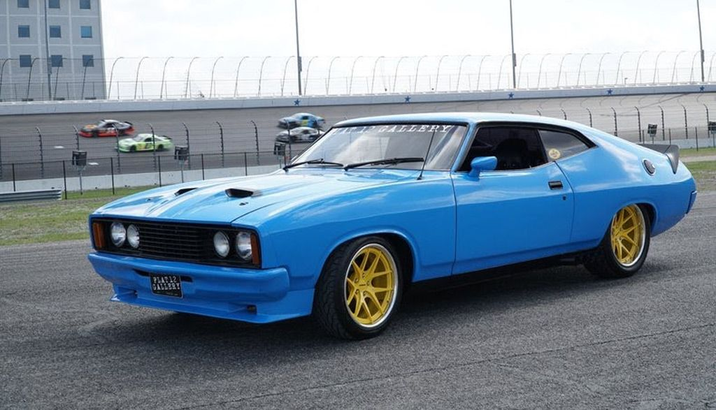 Ford Falcon Xb Gt With  Hp Sold In Australia