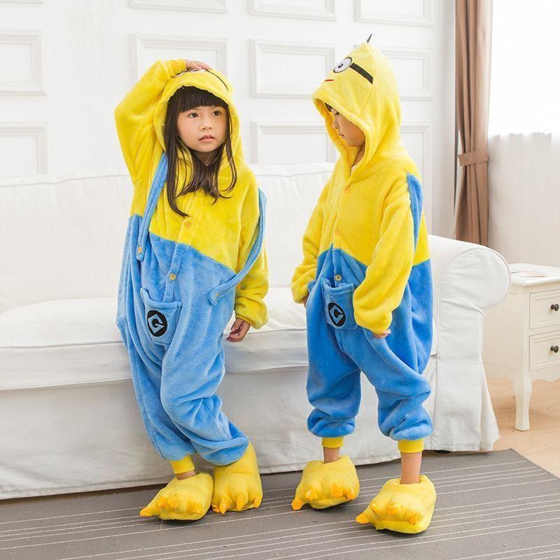 00ae2aaa9 Unisex Kids Adults Animal Kigurumi Pajamas Cosplay Sleepwear Costumes  Jumpsuit#Animal#Kigurumi#Adults