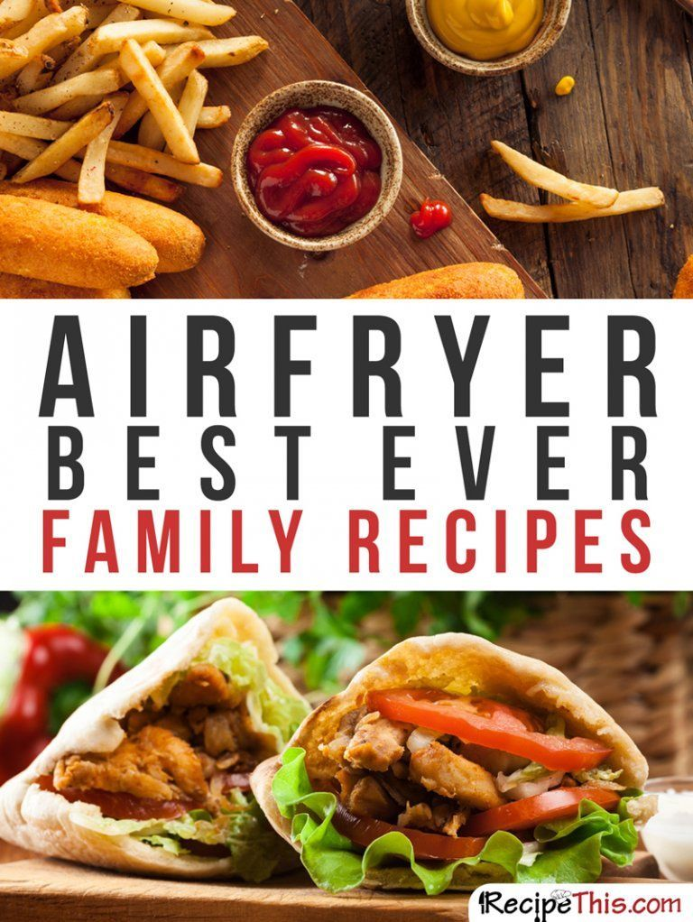 Airfryer Recipes Family Philips Airfryer Recipes For The Complete