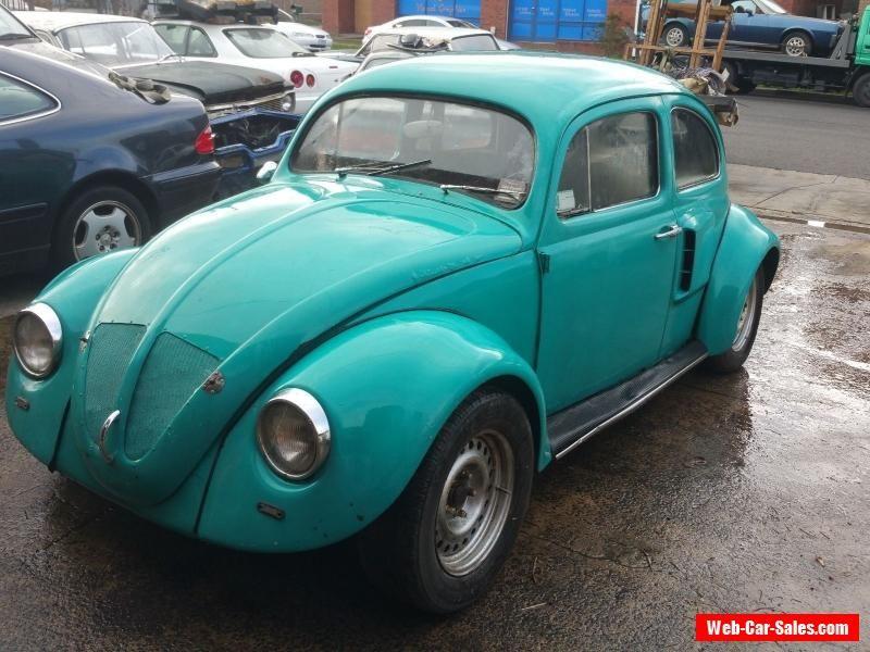 1960\'s Volkswagen Beetle race car drag car oval window early 60\'s ...