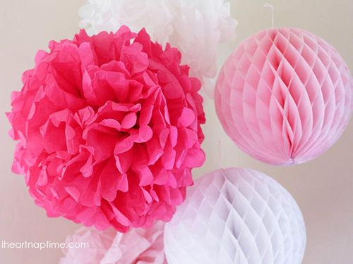 15 creative ideas for diy birthday party decor tissue paper dolls 15 creative ideas for diy birthday party decor paper flowers diytissue mightylinksfo