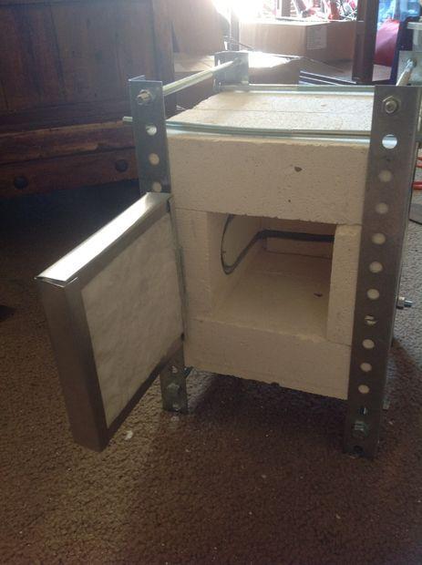 DIY Electric Kiln