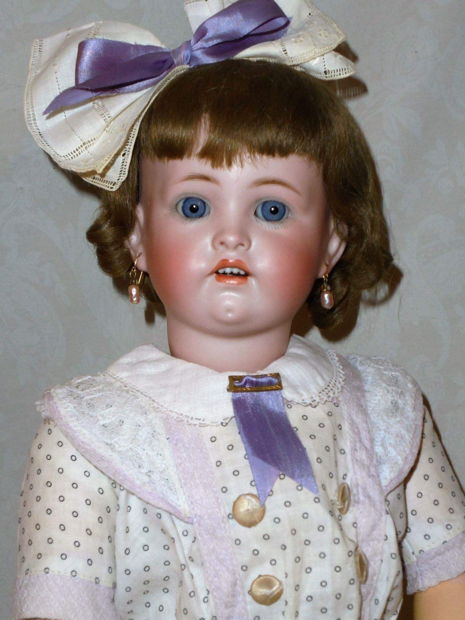 """Fabulous Hard to Find *19"""" German Character Child #600* by Simon & from…"""