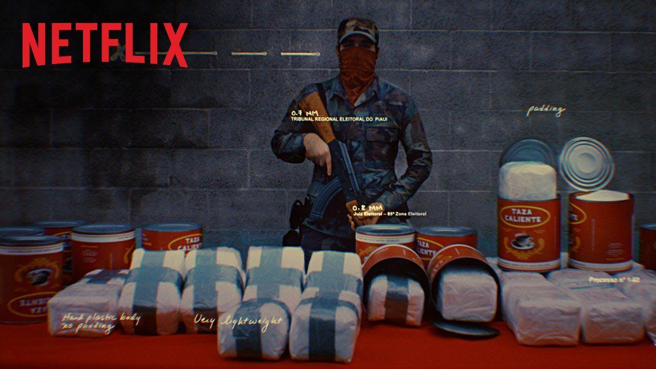 Narcos - Abertura da série (Tuyo, por Rodrigo Amarante)