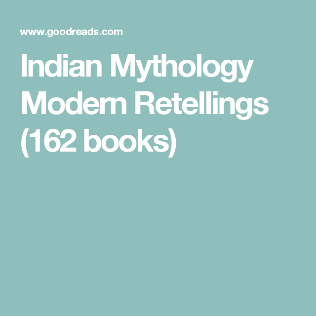 Indian Mythology Modern Retellings (162 books)