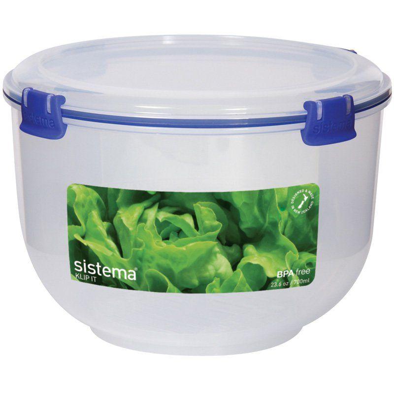 Sistema Locking Lettuce Keeper 31241771 Food Storage Containers Food Storage Kitchen Storage Boxes