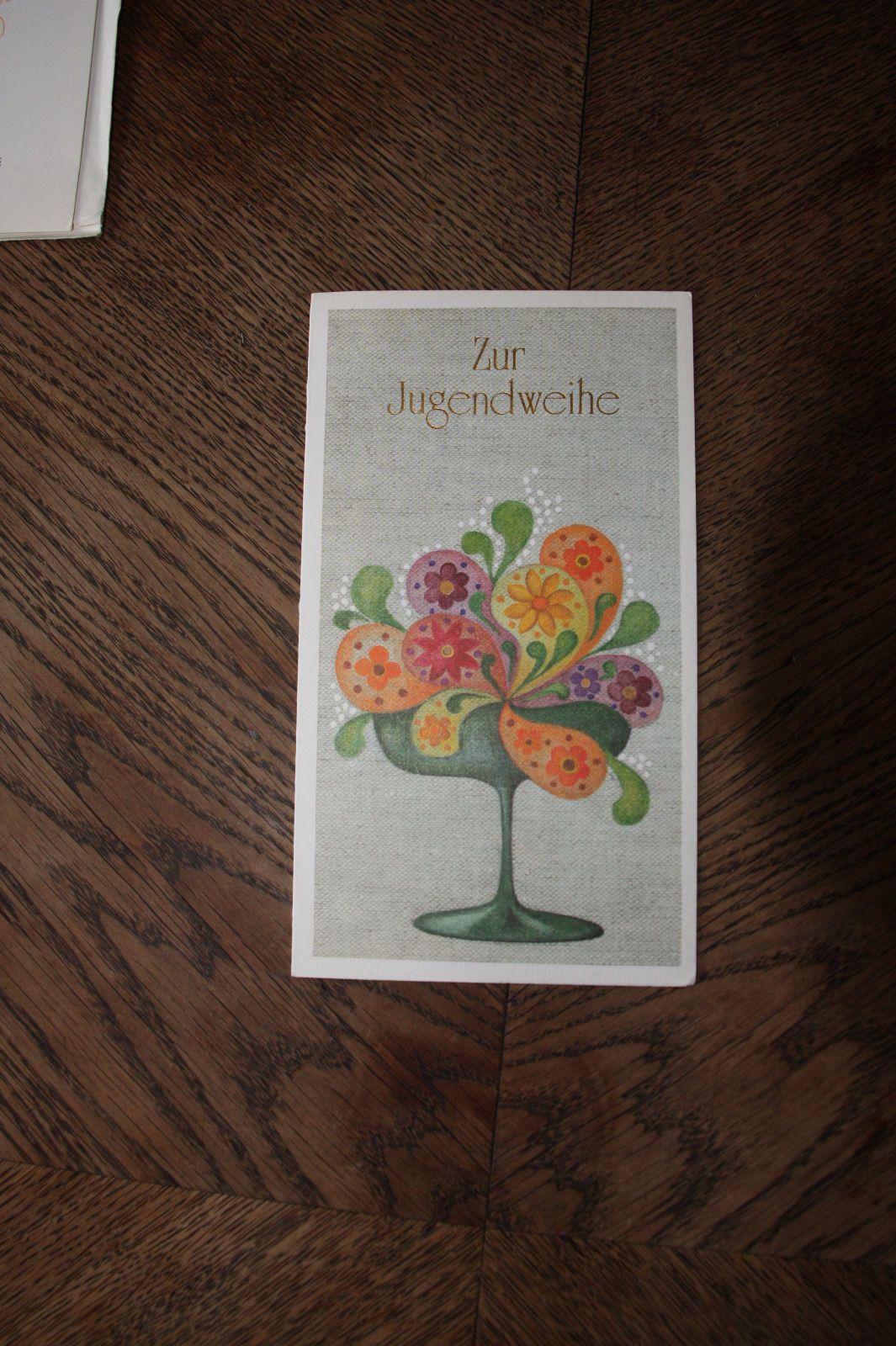 glückwunschkarten ddr