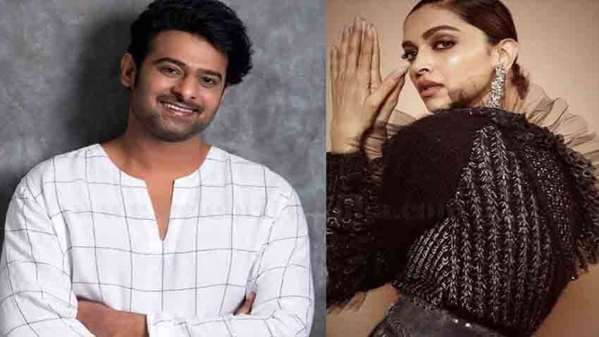 Confirmed Prabhas And Deepika Padukone Teams Up For Nag Ashwin S Upcoming Film Celebrity Tadka In 2020 Upcoming Films Celebrities Deepika Padukone