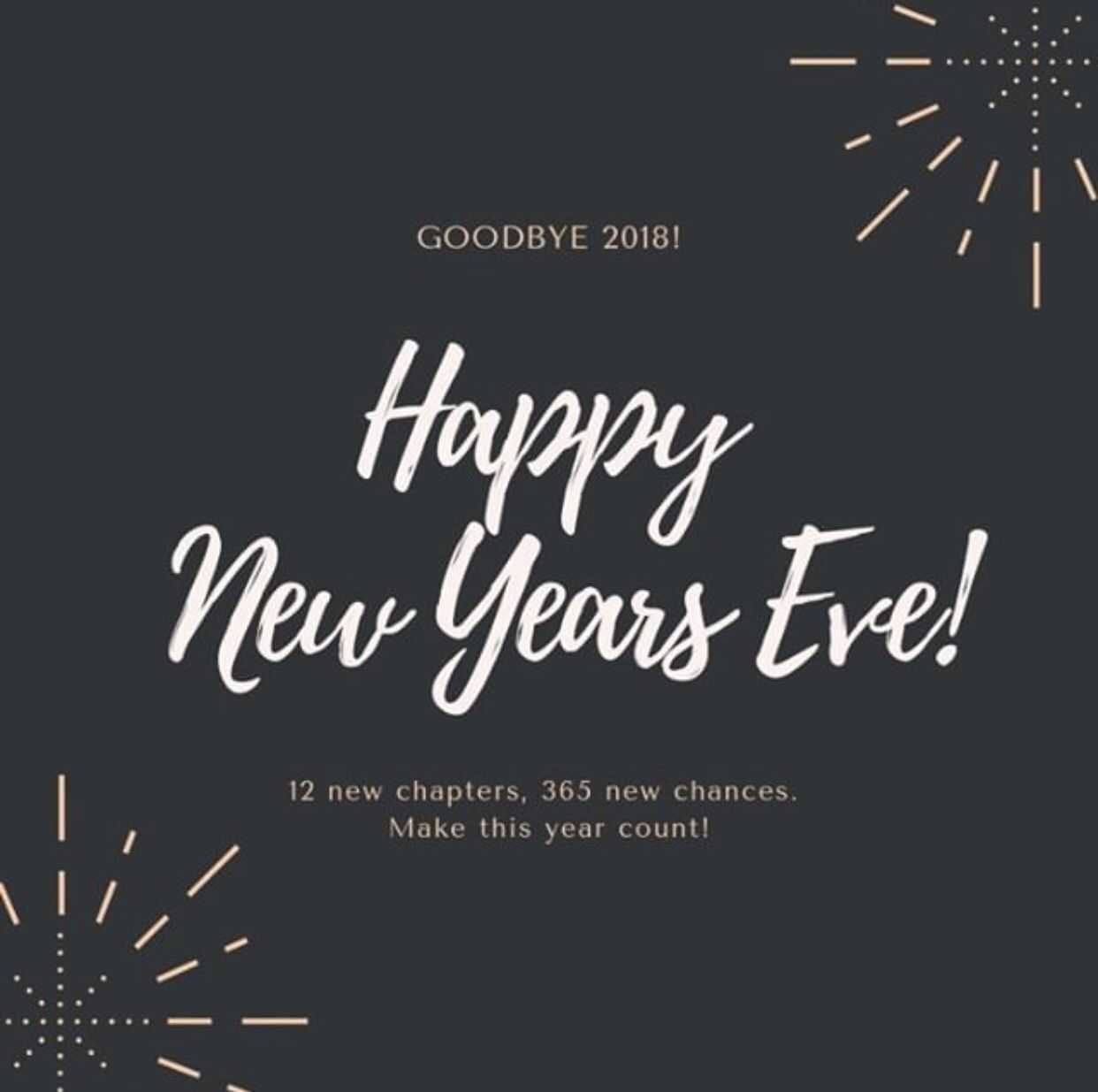 Happy New Years Happy New Years Eve Tampa Real Estate Happy New Year