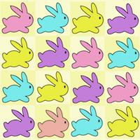 baby bunny Paper