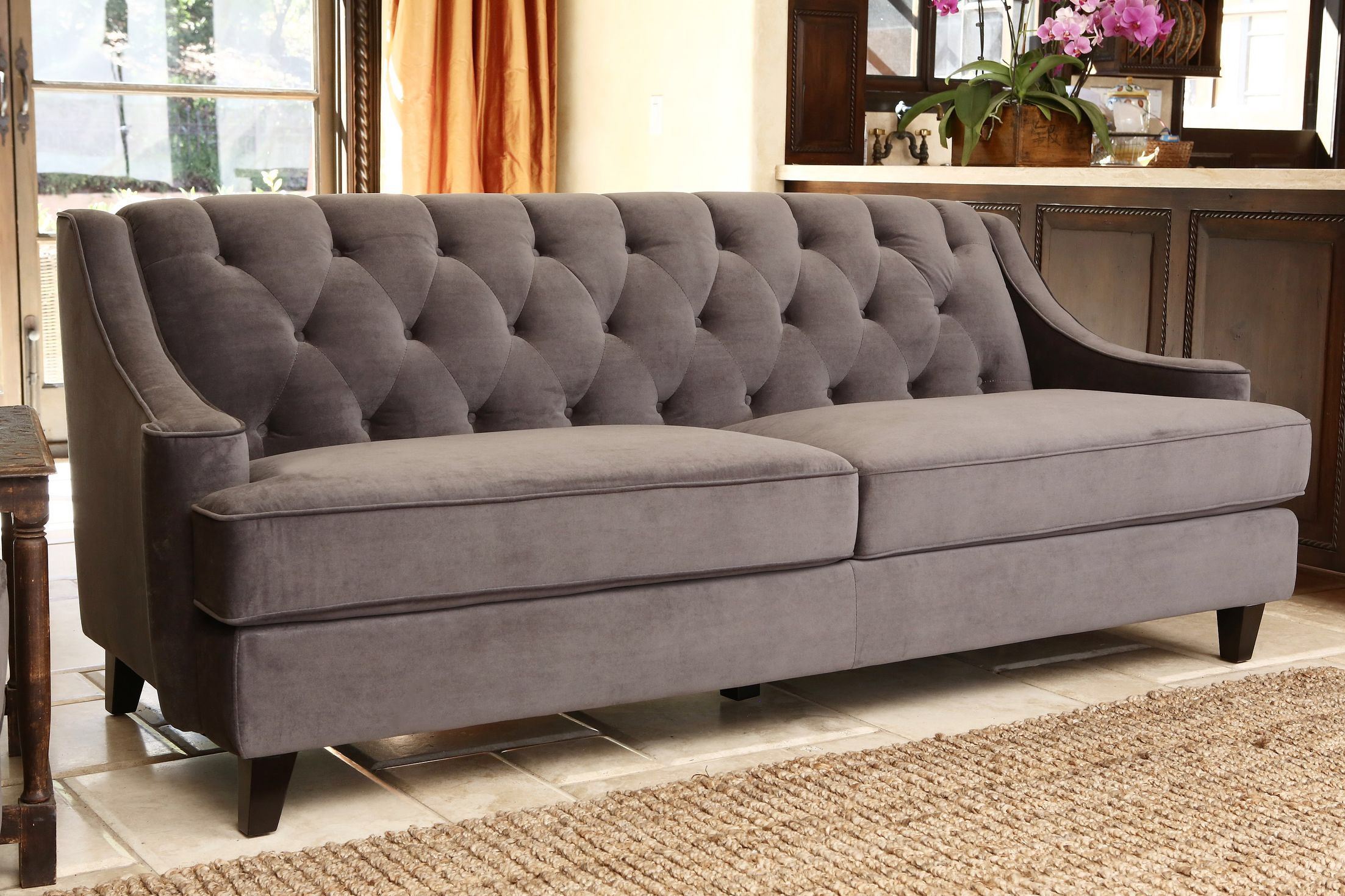 Emily Sofa Chez Kuhl interior ideas