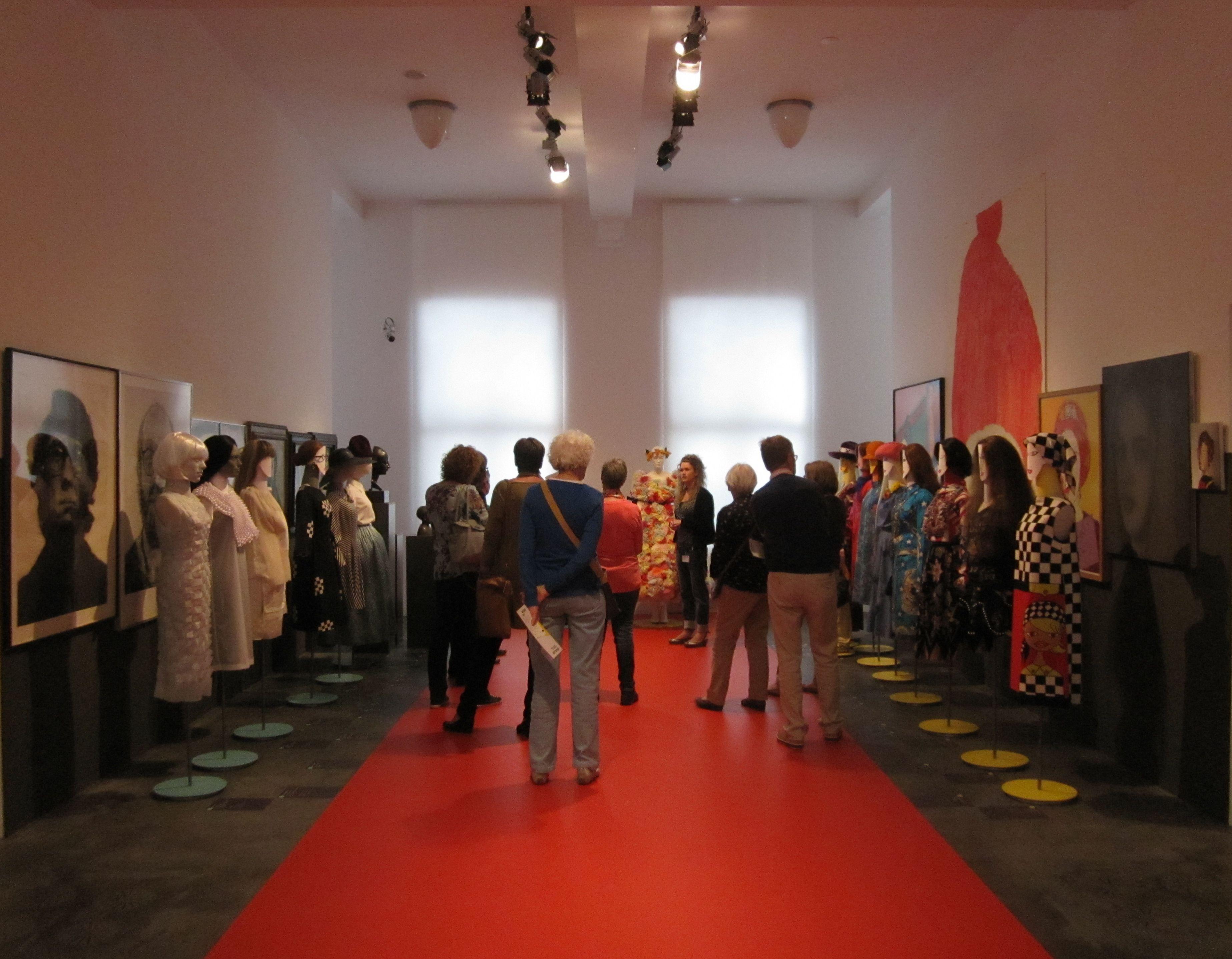 Centraal museum utrecht tentoonstelling mode de musical door