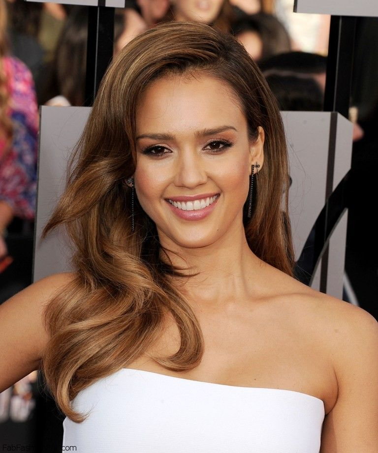 The 2014 Mtv Movie Awards Highlighted Hairstyle Honey Highlights