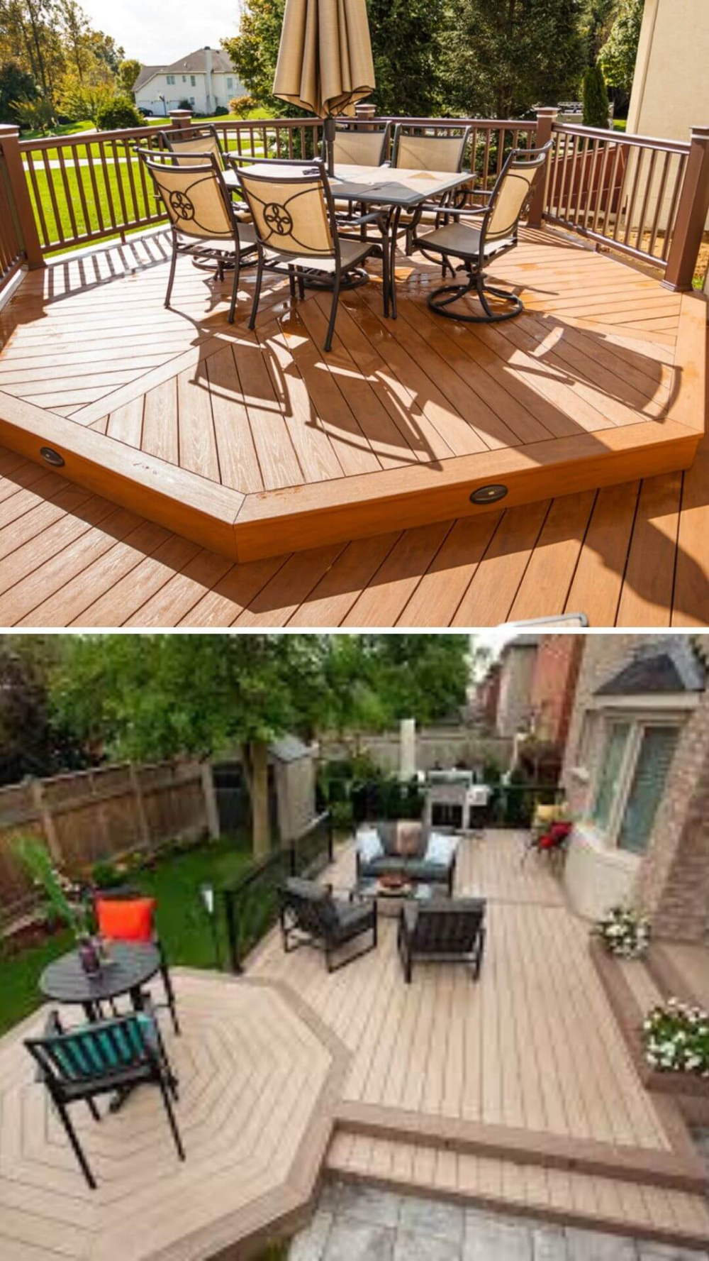 15 Inexpensive Diy Deck Ideas To Spice Up Your Outdoor Patio In
