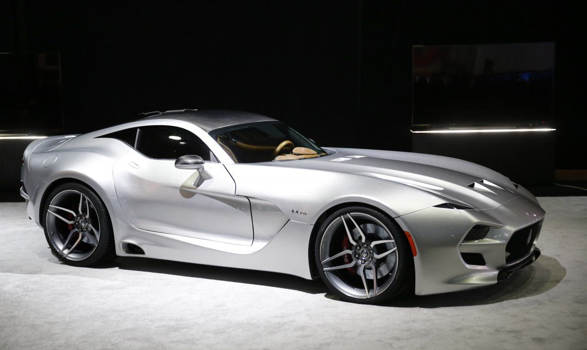 The 7 Most Important Features Of The 230 000 Force 1 Supercar As Told By The Designer Himself With Images Super Cars Detroit Auto Show Henrik Fisker