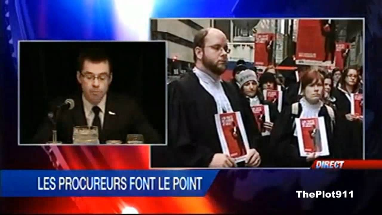 La mafia (déguisée en gouvernement) démasquée en public - (21 février 2011)