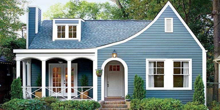 Best Exterior House Paint Colors 2018 Most Popular Trends Best