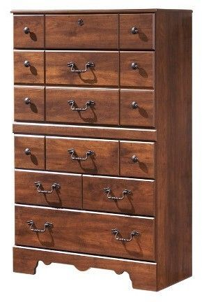 Dresser Warm Cinnamon Signature